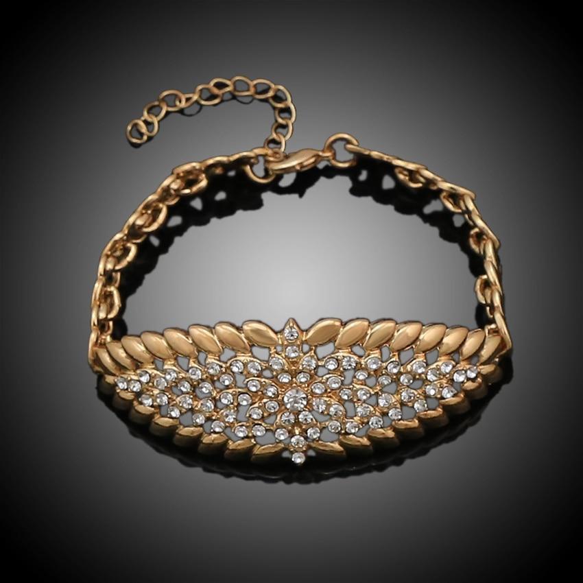 Ensembles de colliers de bijoux de mode Zone de Shopping bijoux accessoires de bijoux ensemble de bijoux en or Simple - 2