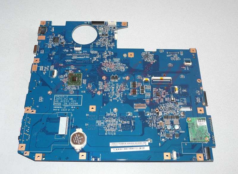 For font b Acer b font 7535 7535G Laptop Motherboard 48 4CE01 021 100 Tested