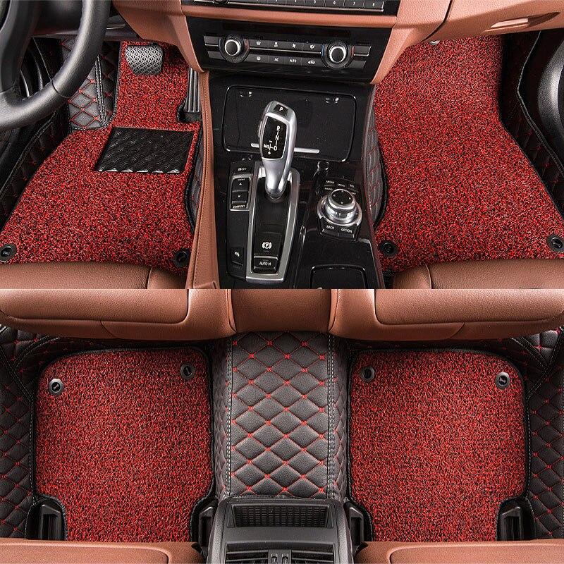 Zhihui Custom Car Floor Mats For Mini Cooper Countryman