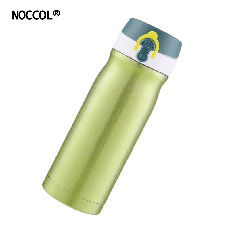 7b02d26dcf NOCCOL New Stainless Steel Vacuum Flask Cup Double Wall Thermo Travel Mug  Fashion Outdoor Sport Water