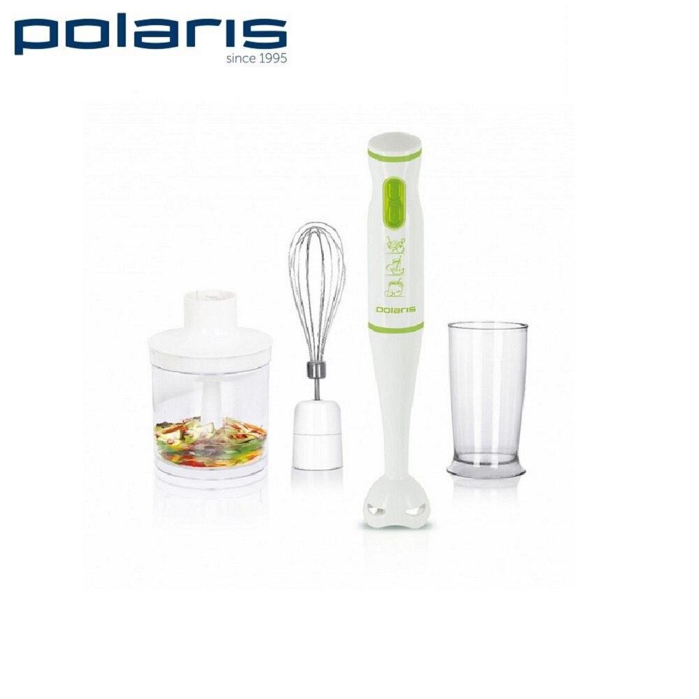 Blender submersible Polaris PHB 0528 (белыйзеленый) Blender smoothies kitchen Juicer Portable blender kitchen Cocktail shaker Chopper Electric Mini blender blender normal map