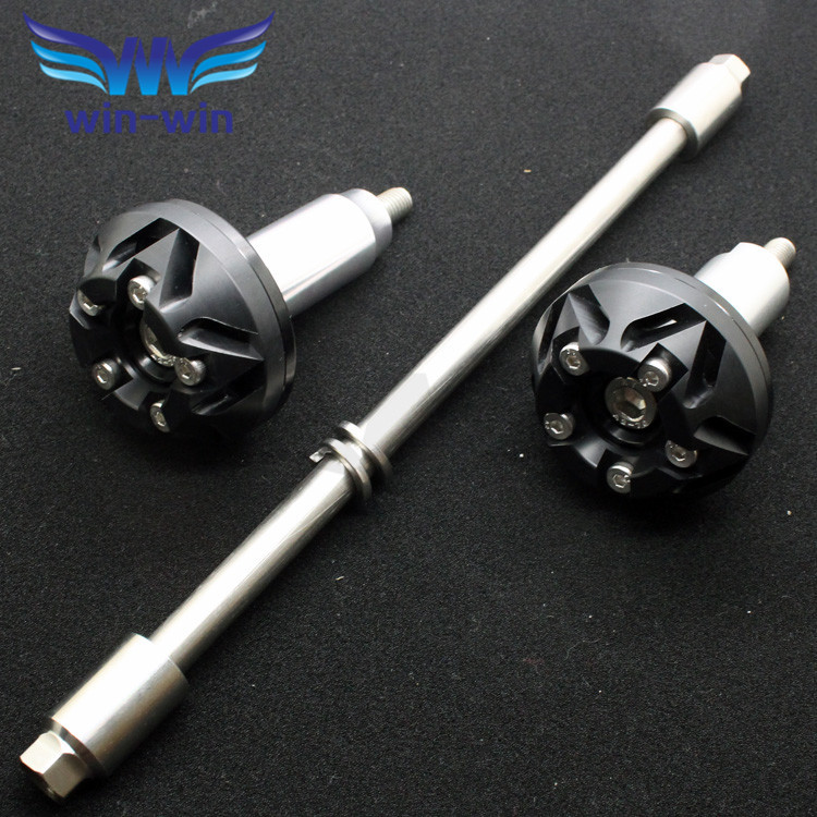 for DUCATI 696 motorcycle frame sliders crash pads new hot sale motorcycle accessories black color crash protector cnc aluminum hot sale motorcycle t max cnc aluminum