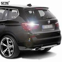 Для BMW X3(F25) X5(E70) SCOE Новинка Высокое качество 2X22SMD супер яркий резервный светильник обратный светильник для стайлинга автомобилей
