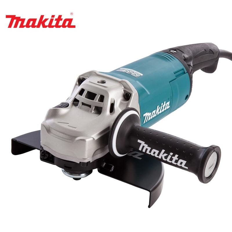 Angle grinder Makita GA9061R 8mm thread angle grinder auxiliary side handle for makita 9523nb