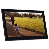15.6 inch FHD 1920*1080 widescreen LCD monitor (Photo slide show,clock, alarm, calendar, advertising player, Photo frame, KIOSK)