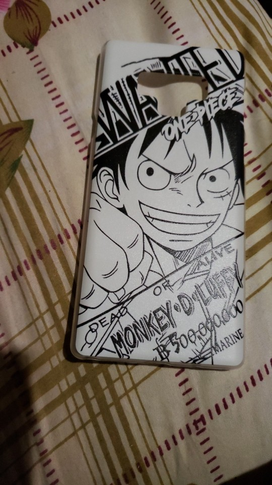 Naruto Samsung Phone Case photo review