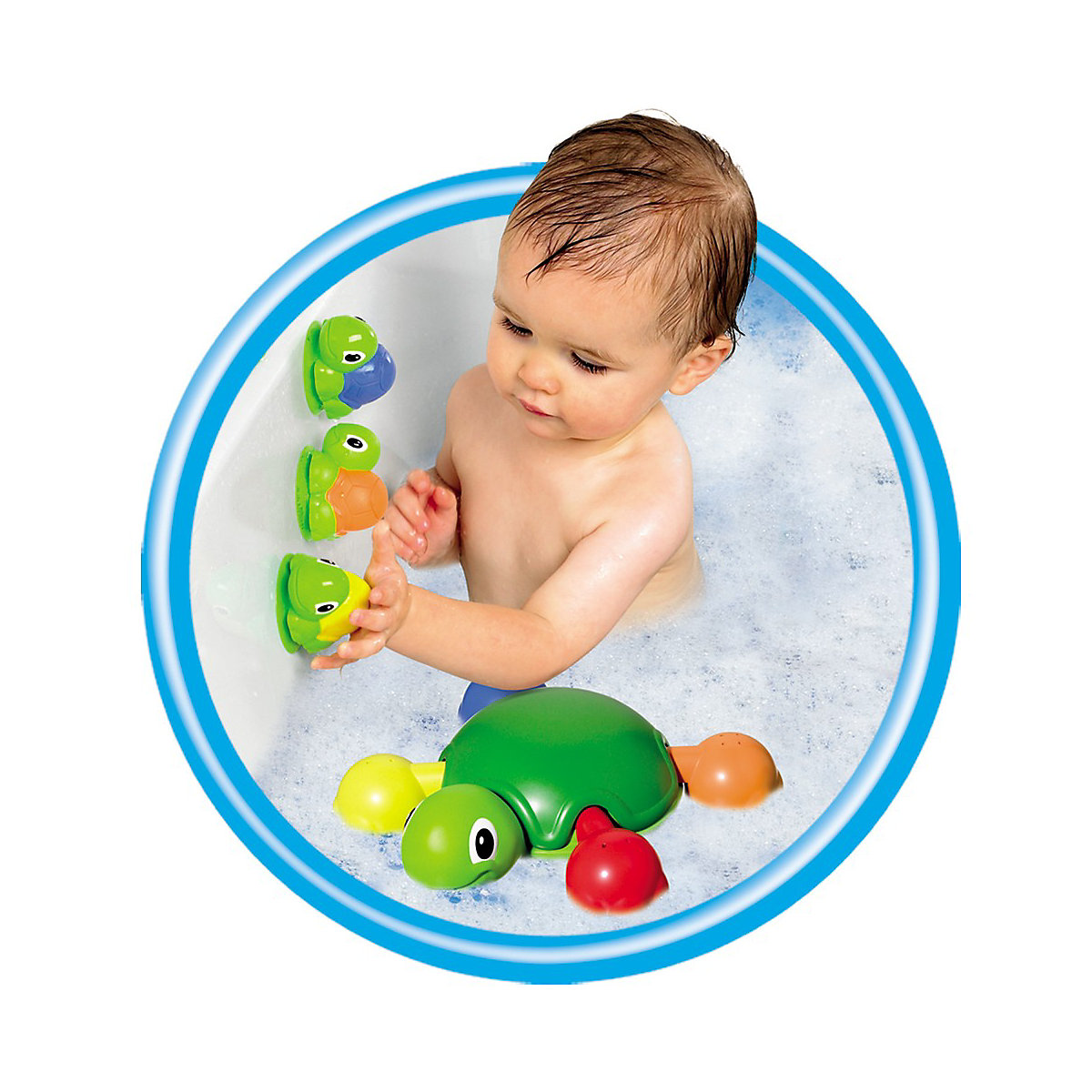 Bath Toy TOMY 3232813 Bathing Bath toys for bathroom on suckers Rubber Duck Doll Kids bath toy tomy 4599020 bathing bath toys for bathroom on suckers rubber duck doll kids