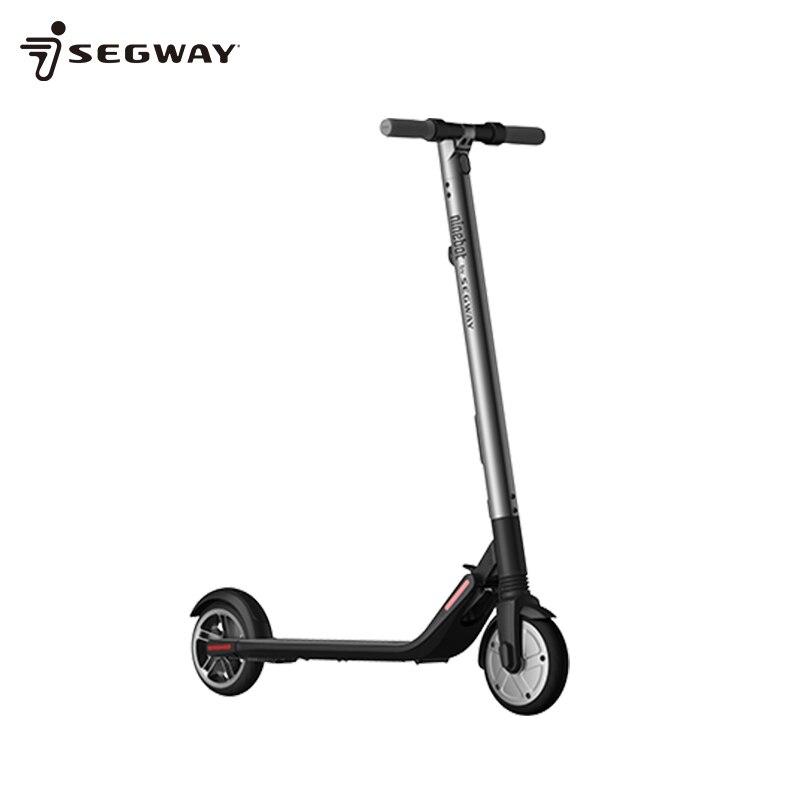 Купить со скидкой Electroscooter Segway KickScooter ES2