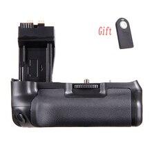 Вертикальный батарейный блок Meike для камеры Canon EOS 550D 600D 650D T4i T3i T2i как BG-E8 модный дизайн