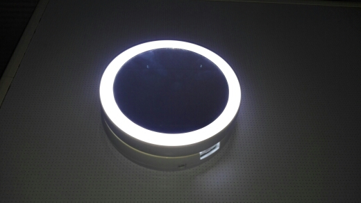 360° LED-tuledega lauapeegel photo review