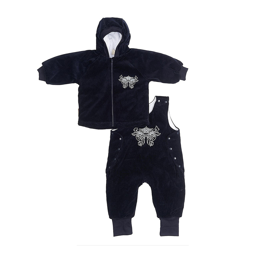 Baby's Sets Lucky Child for boys 5-5 (3M-18M) Baby Clothing Top Sliders Bodysuits christmas kids clothing sets 100