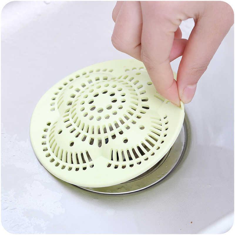 Fregadero de la cocina a prevenir la obstrucción de fuga a tierra de drenaje y red fuga A664 Filtro de pelo para desagüe de cuarto de baño neto