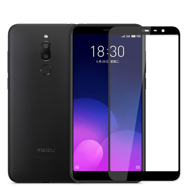 Meizu M6 Примечание стекла meizu PRO 7 6 MX6 15 плюс Защитное стекло для MEILAN M5 M5S закаленное стекло полное покрытие