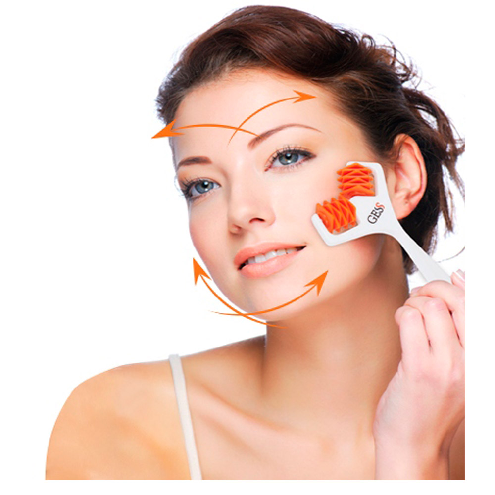 Health Care Relax Manual Face Massager Beauty Device Skin Roller Anti Age Facelift Face Lifting Gess Gessmarket