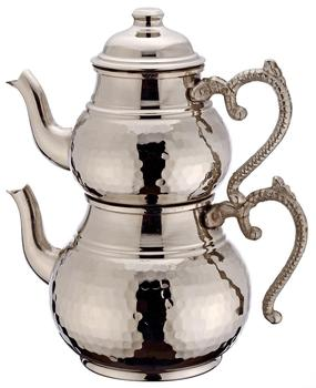 silver Copper tea pot 2 sizes traditional chinese turkish