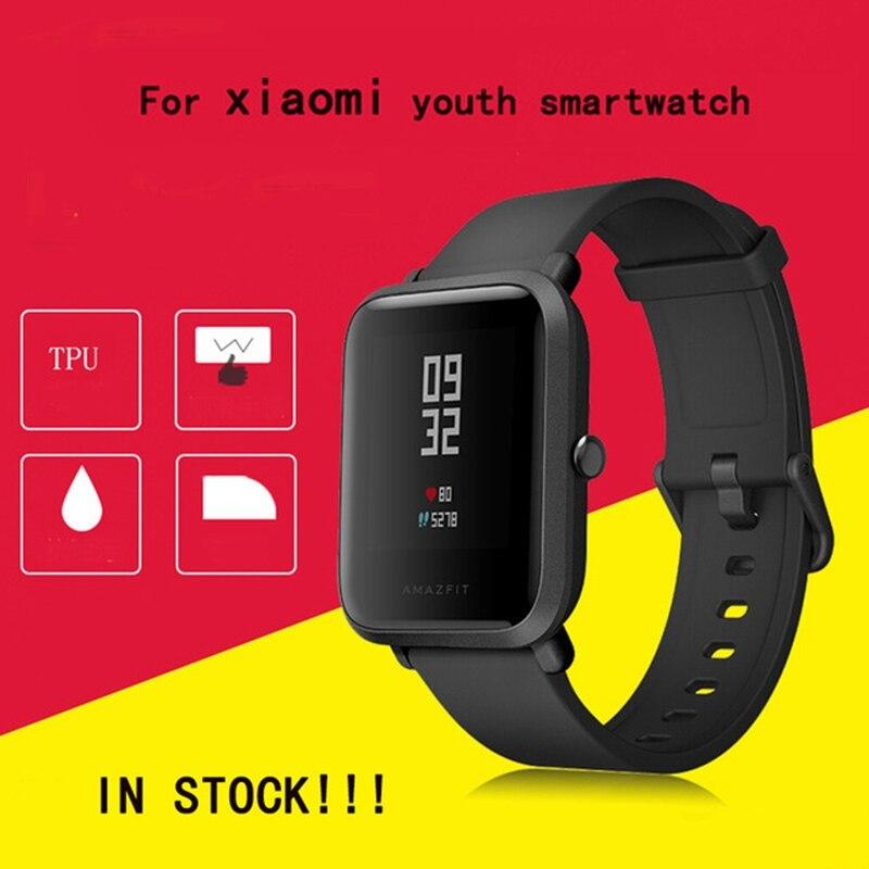 Xiaomi Amazfit Bip Smartwatch With Gorilla Glass Screen Heart Rate / Sleep Monitor Geomagnetic Sensor Gps regalo ideale natale - 4
