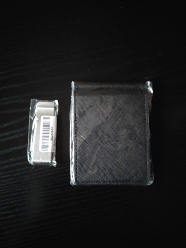 KUDIAN BEAR Slanke mannen geld Clip portemonnee mentale solide mannelijke portemonnees Designer I Clip geld houder kaarthouders- BID213 PM49 photo review