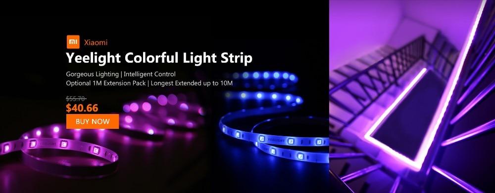 Yeelight Colorful LED Strip