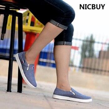 2018 nicbuy Мода Досуг дышащая подростковая обувь для учащихся. Обувь для мальчиков и девочек повседневная обувь. ww1355