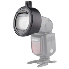 Godox S-R1 вспышка Speedlight адаптер AK-R1 переходное кольцо для Godox TT685 V860II V350 TT600 Yongnuo Canon Nikon sony Flash