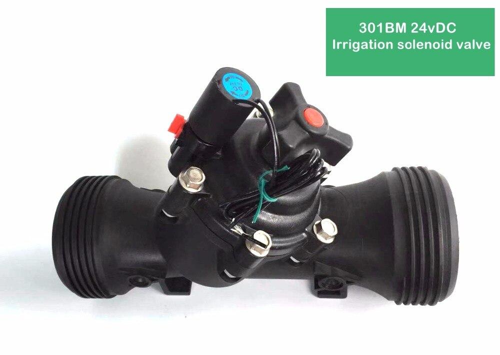 301BM Serie Steuerung Ventile bieten außergewöhnlich low-druck verluste bei high flow raten.
