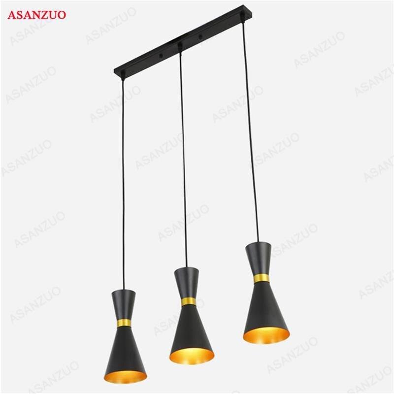 Pendant Lights Dining Room Modern Pendant Lamps Restaurant Kitchen Handlamp LED Luminaire Suspendu Industrial Lamp Handing цена 2017