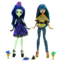 Set dolls Monster High Нефера and Аманита