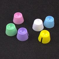 200PCS Disposable Dappen Dishes Dental Materials Supplies Multi Purpose Plastic Mixing Bowl Dental Medicine Cup Oral