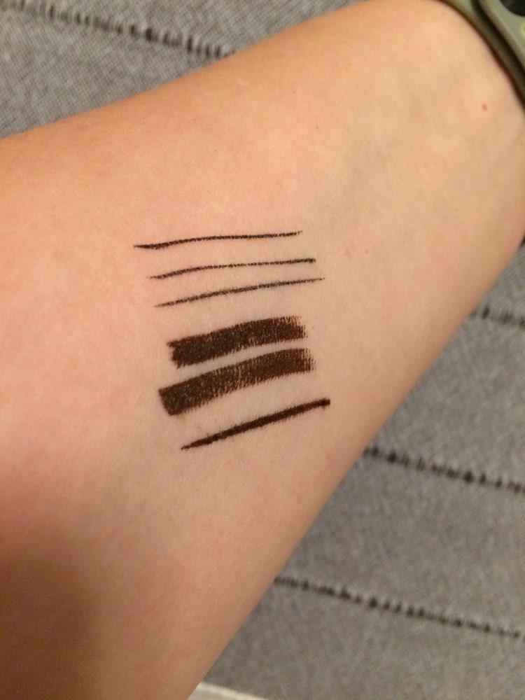 1 Pcs Waterproof Black Brown Blue Purple Liquid Eyeliner Women Professional Beauty Eye Liner Pencil Pen Makeup Tools