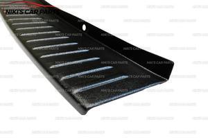 Image 4 - Placa de proteção para para choque traseiro, para renault/dacia duster 2010 2017 plástico abs proteção almofada de proteção estilizador de seda