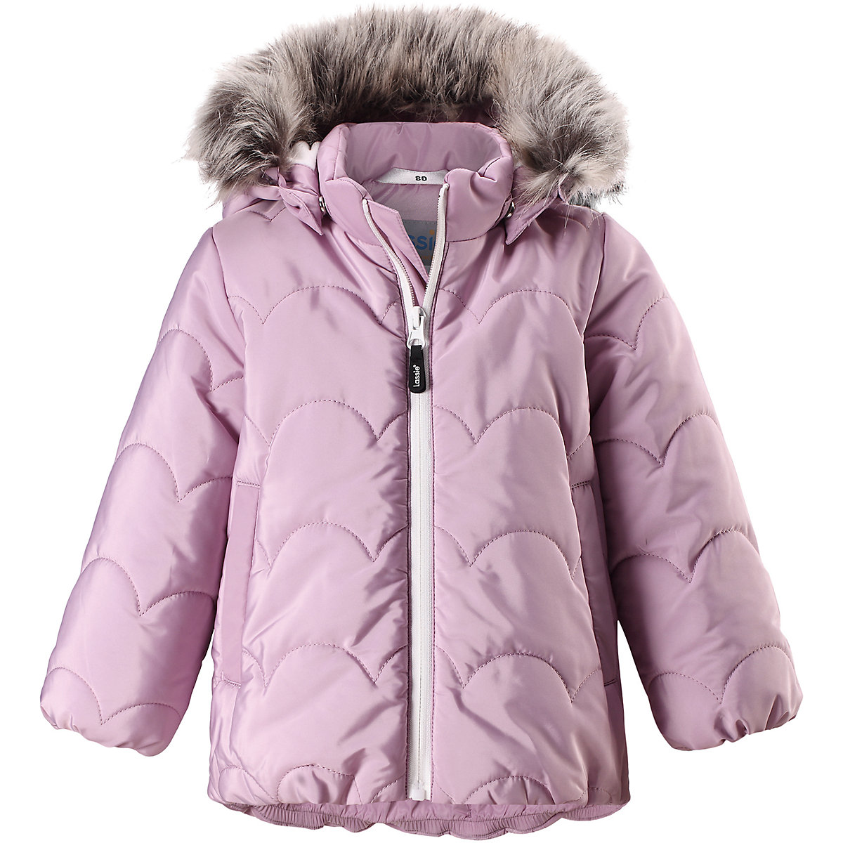 Jackets & Coats LASSIE for girls 8629413 Jacket Coat Denim Cardigan Warm Children clothes Kids winter jacket men casual male coat warm men zipper outwear duck down jacket middle long mens parka with fur hood thick jackets