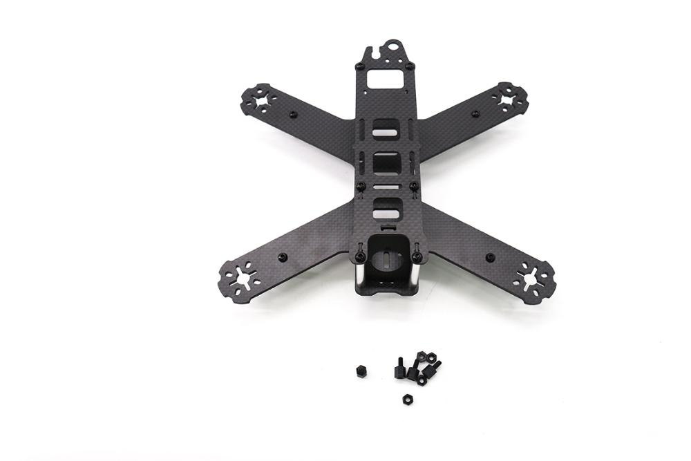 Image 5 - TCMM 5 Inch Drone Frame LS 210 Wheelbase 210mm Bottom Fuselage In One Make 3mm Carbon Fiber Arm For Rc Drone-in Parts & Accessories from Toys & Hobbies