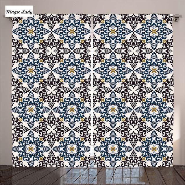 Vorhange Online Wohnzimmer Schlafzimmer Arabischen Orientalischen
