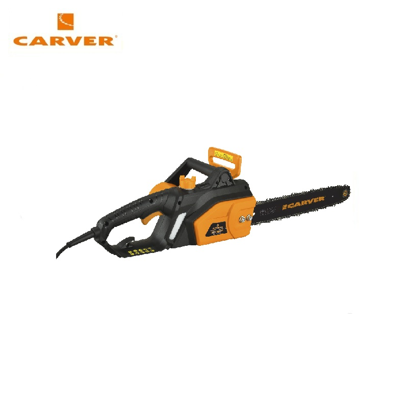 Chain saw electric CARVER RSE 1800M. 14 Electric-driven power saw Electric-powered saw Motopila Bole cutting motor saw электропила carver rse 1500m