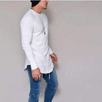 Slim Fit Trend Long Sleeve 1