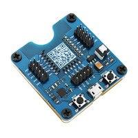 1Pc ESP8266 Test Board Burn Fixture Support Module ESP 12E ESP 12F ESP 07 Integrated Circuits