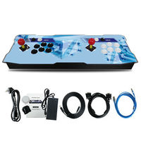 Real Pandora's Box 6 Retro Arcade Game Console 3D Machine Includes HD Games 2 Player Game