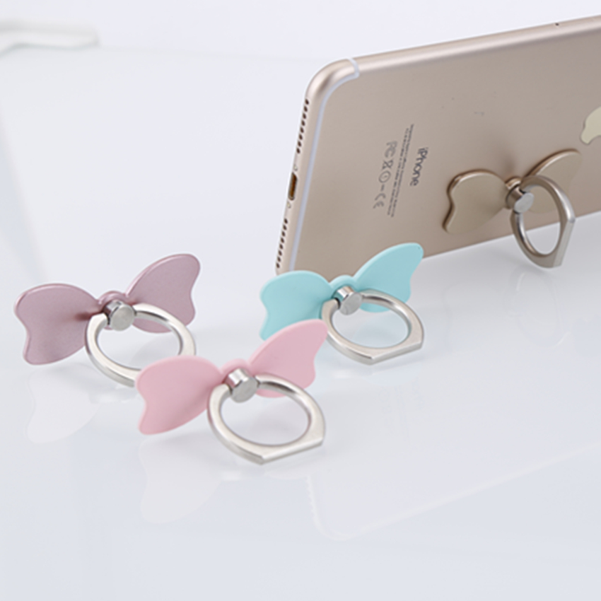 Watch TV Film Finger Ring Mobile Phone Universal Stand Holder For Moble HTC Lenovo LG Sony iPhone Xiaomi Redmi 8 7 6 5 4 Samsung