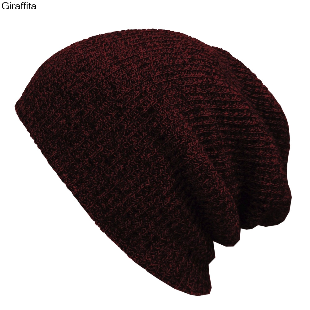 Unisex Winter Hats Cap Men Women Hat Knitted Hiphop Hat Male Female Warm Wool Cap Winter Striped Knitted Hat unisex illest letter hat gorros bonnets winter cap skulies beanie female hiphop knitted hat toucas outdoor wool men pom ball
