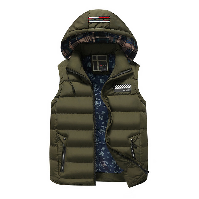 Winter men's coat vest can take off the casual coat jacket casual suit jacket casual men's wear  warm and sleeveless vest tad 25 take the day off бальзам для снятия стойкого макияжа