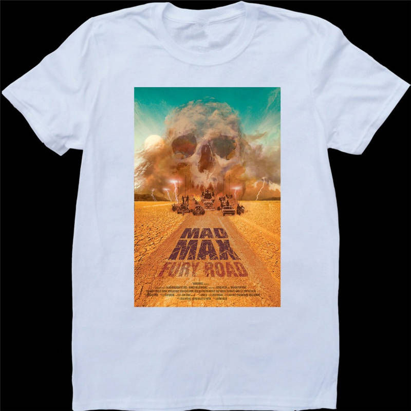 100% Cotton Geek Family Top Tee Crew Neck Men Mad Max Fury Road Short-sleeve Summer Tee Shirt Cool In Summer And Warm In Winter