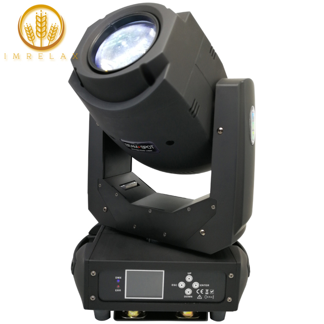IMRELAX 200 Вт светодиодный перемещение головы свет долгий срок службы луч месте мыть перемещения головы светодиодный этап диско DJ Light
