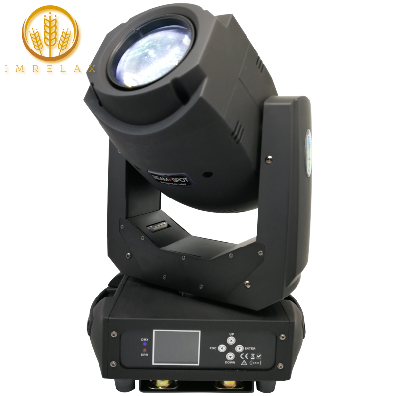 IMRELAX 200W LED Moving Head Light Long Lifespan Beam Spot Wash Moving Head LED Stage Disco DJ Light|Stage Lighting Effect|   - AliExpress