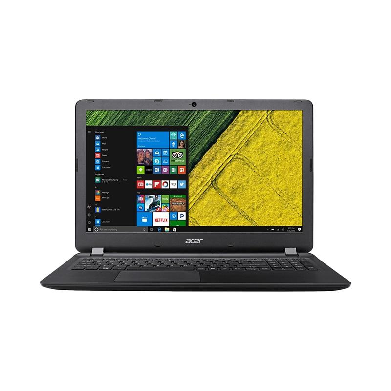 """Купить со скидкой Ноутбук Acer Aspire ES1-523-294D 15.6""""/E1-7010/4Гб/500Гб/noODD/Win10/Черный (NX.GKYER.013)"""