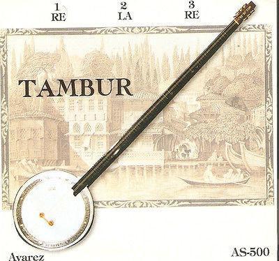 Strings For Turkish Yayli Tanbur Tambur Tanboor