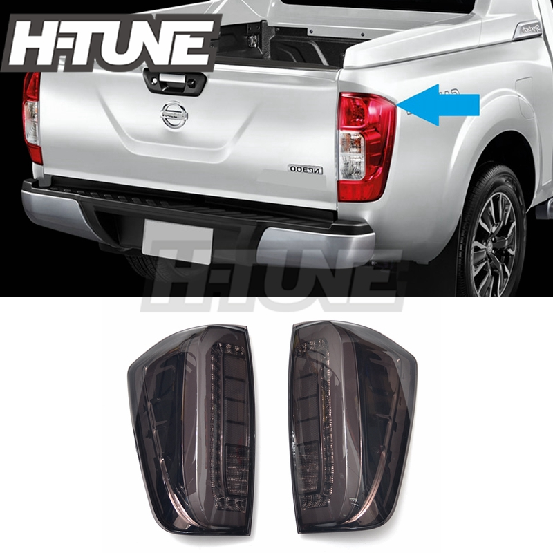 4x4 Accessories Left Drive LED Rear Tail Light Fog Lamps With Turning Signal Lighting For NAVARA NP300 2015-2018 lift kit for toyota hilux revo