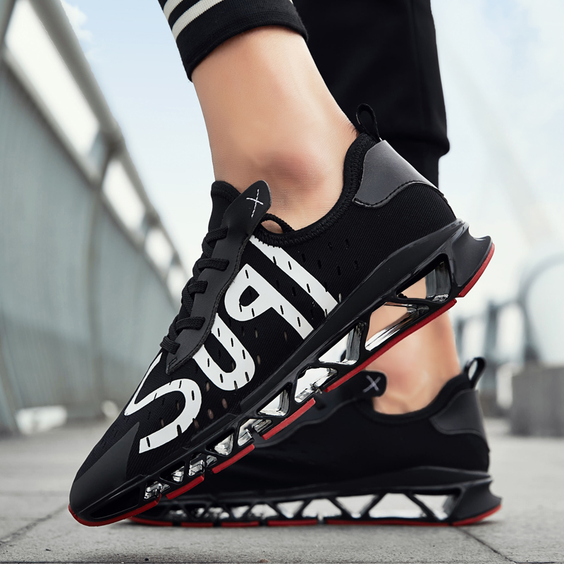 cf27eb6d045db Hot 2018 new men Lace-Up Sneakers shoes mesh casual Superstar Sneakers  shoes men's wild
