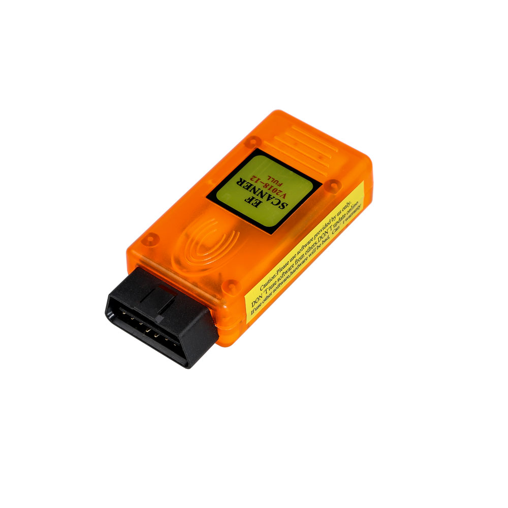 Image 5 - V2018.12 EF Scanner II Full Version for BMW Diagnosis + IMMO + Mileage Correction + Coding-in Auto Key Programmers from Automobiles & Motorcycles on