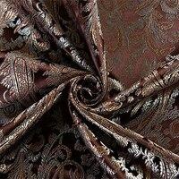 הנמכר ביותר מיובא חצר צבוע אקארד בד ברוקד, 3D בד המשמש לתפירת תפירת שמלת חצאית בגדי נשים על ידי מטר