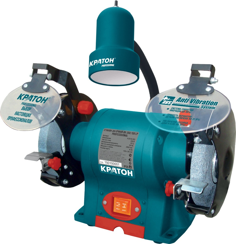 Grinding machine KRATON BG 350/150LP grinding machine kraton bg 14 03